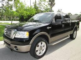 used 2006 ford f150 used 2006 ford f 150 king ranch 4dr supercrew 4wd for sale 2 450