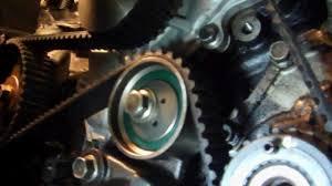 1996 to 2000 chrysler sebring convertible timing belt u0026 water