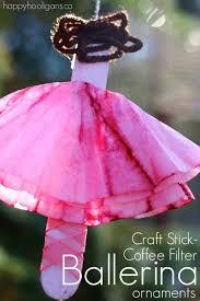 ballerina ornaments for preschoolers happy hooligans