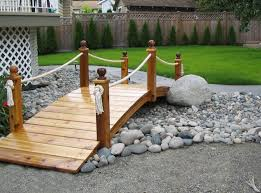 Backyard Bridge 15 Inspirative Garden Pond With Bridge That You Would Like To See