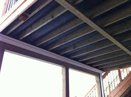 deck under deck waterproofing design ideas u2014 pacificrising org