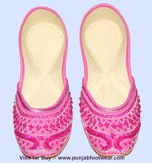 Wedding Shoes India Women Beaded Shoes
