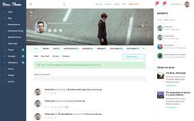 home designer pro forum best buddypress wordpress themes for community sites 2017 colorlib