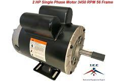 2 hp electric motor ebay