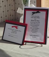 how to make your own wedding invitations make your own wedding invitations kits allabouttabletops
