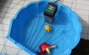 thermoplongeur cuisine chauffer une piscine pour bébé avec un thermoplongeur pour cuisson