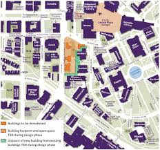 University Of Washington Campus Map by Population Health Facility Phf Capital Planning And Development