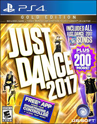 black friday amazon 2017 ps4 amazon com just dance 2017 gold edition includes just dance