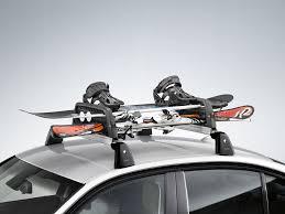 porta snowboard per auto trasportare gli sci e snowboard in auto