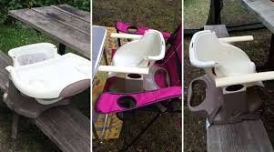 the high chair you can take anywhere minnesota parent