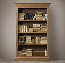 Single Shelf Bookcase Panel Single Shelving