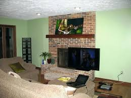television above fireplace heat want to mount above fireplace but can i lcd tv above fireplace television above fireplace heat