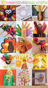 32 best thanksgiving crafts for kids images on pinterest