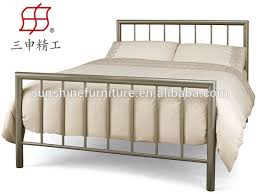 Iron Single Bed Frame Home Bed Modern Metal Single Bed Metal Single Bed Frame Design