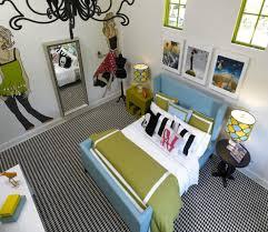 orange county hardwood flooring lime green bedding bedroom eclectic with designer roller shades