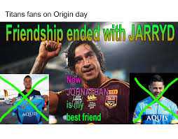 State Of Origin Memes - cop the spiciest qld origin memes that ll have you bellowing 8 in a