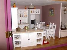 dollhouse furniture kitchen kitchen