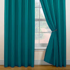 Torquoise Curtains Designer Turquoise Curtains Which Gives Privacy And Graceful Look