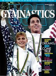 usa gymnastics september october 1992 by usa gymnastics issuu
