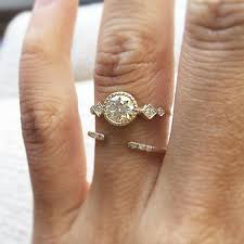 Engagement Ring And Wedding Band by 281 Best Engagement Rings U0026 Wedding Bands Images On Pinterest