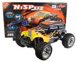 rod 1 10 scale 4wd electric radio controlled monster truck