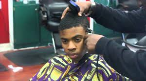 haircut how to cut 360 waves w taper haircut youtube