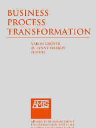 business process transformation advances in management information