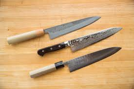The Best Kitchen Knives In The World A Collection Of Japanese Knives That Chefs Chefsteps