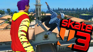 new hoodie skate 3 glitch x7 albert challenges you episode 3