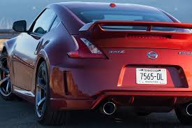 2015 nissan 370z quarter mile could this nismo teaser preview the next nissan z