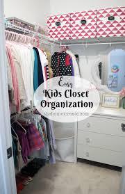 kids organization easy kids closet organization the home i create