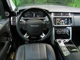 new land rover interior canadian auto review 2013 range rover v8 supercharged review