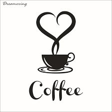 Coffee Decorations Contemporary Restaurant Kitchen Wall Ing Full Size Of To