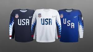 What Country Has Red White And Green Flag Nike Unveils Jerseys For 2018 Olympics U2014 Who Will Look Best In
