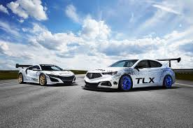 acura nsx tlx a spec to tackle pikes peak