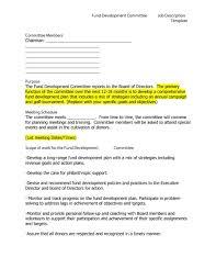 List Of Job Descriptions For Resume by 47 Job Description Templates U0026 Examples Template Lab