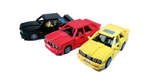 lego bentley lego ideas bmw m3 e30