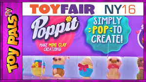 poppit make mini air dry clay creations shopkins fun crafts for