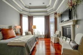 draped ceiling fabric ceiling bedroom layered ceiling bedroom transitional with
