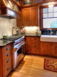 Colors For A Kitchen With Oak Cabinets Oak Cabinets Foter