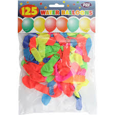 party balloons balloons water bombs 125pcs 96