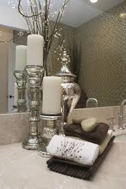 bathroom charming appealing twin mirror and fabulous brown