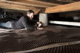 crawl space vapor barrier installation in dallas fort worth