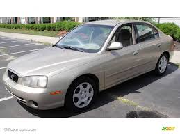 2001 hyundai elantra 2001 chagne hyundai elantra gls 16456989 gtcarlot com car