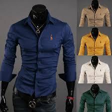 plus size brand men u0027s dress shirts long sleeve single breasted