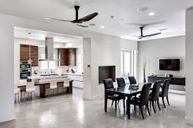 Dining Room With Ceiling Fan by Gallery Haiku Fans Fan For The Future Home Pieces Of Dream