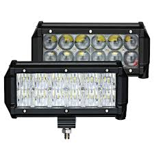 Led Flood Light Bars by Weketory 7 Inch 60w 4d 5d Led Work Light Bar For Tractor Boat