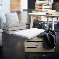 chambre gar輟n ikea 9 best ikea hack knagglig images on wood crates