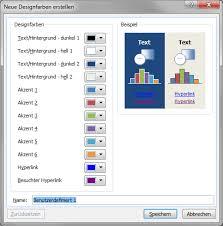 powerpoint design zuweisen powerpoint 2010 lernen ein farbschema festlegen