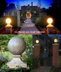 Landscape Lighting Uk Globes By Day Outdoor Lighting By Stylish And
